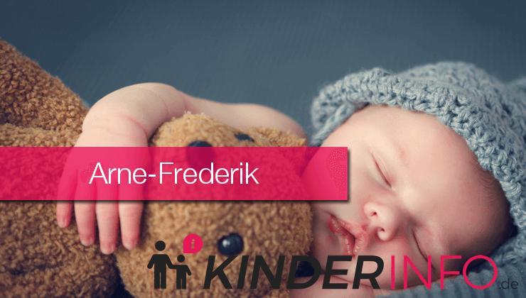 Vorname Frederik