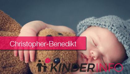 Vorname Benedikt