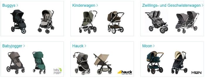 Baby-Markt-kinderwagen