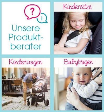 Baby-Markt-produktberater