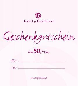 Bellybutton Geschenkgutscheine
