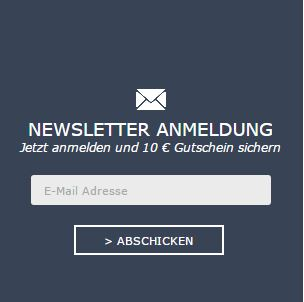 Bellybutton Gutschein Newsletter