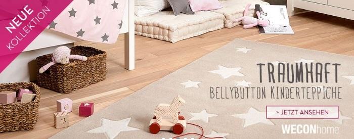 Bellybutton Kinderteppiche