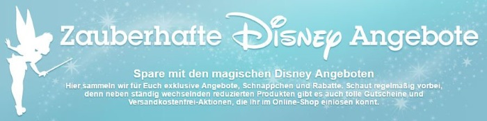 Disney Store-Angebote