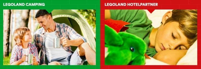 Legoland Camping