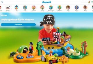 Playmobil-Onlinestore