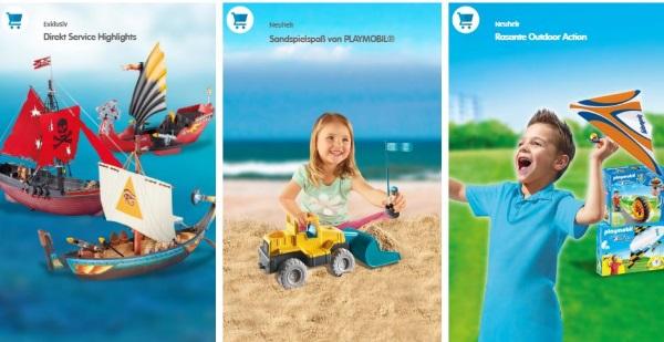 Playmobil Produktwelten