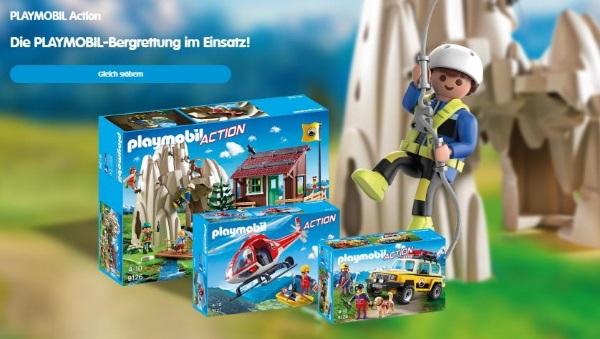 Playmobil Spielsysteme