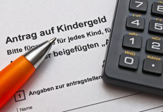 Kindergeld Formulare