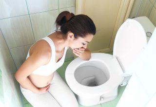 Übelkeit & Erbrechen in der Schwangerschaft - Anzeichen