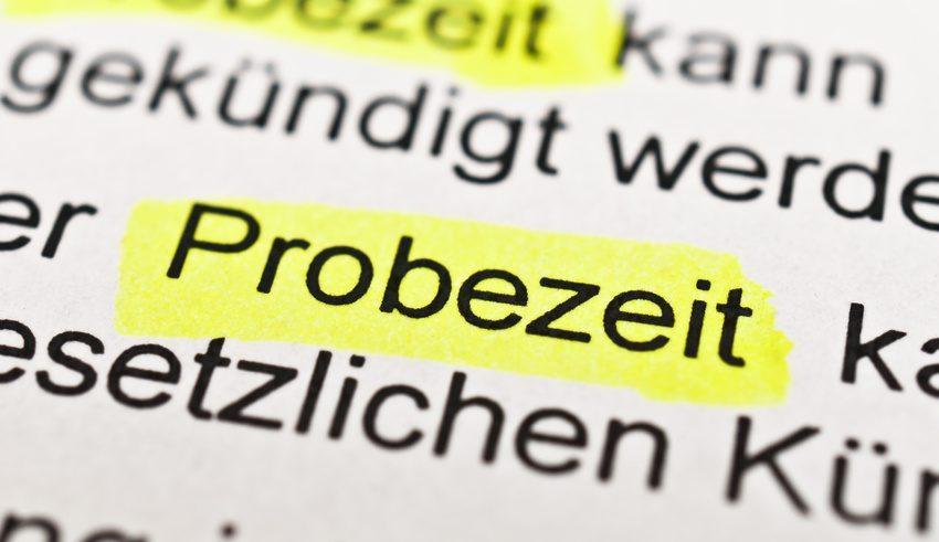 ᐅ Schwanger In Der Probezeit Infos Zum Kündigungsschutz
