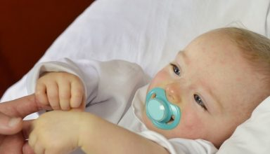 Dreitagefieber bei Babys