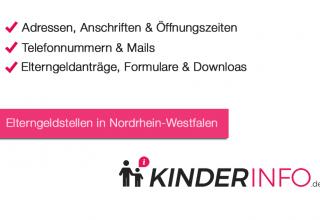 Elterngeldstellen in in Nordrhein-Westfalen
