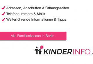 Familienkassen in Berlin