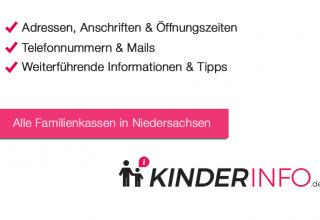 Familienkassen in Niedersachsen