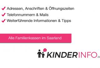 Familienkassen im Saarland