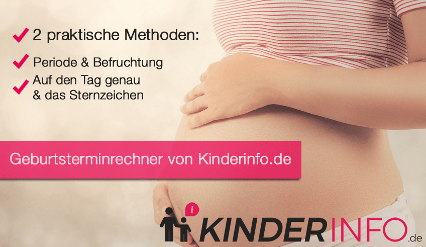 geburtstermin berechnen schwangerschaft