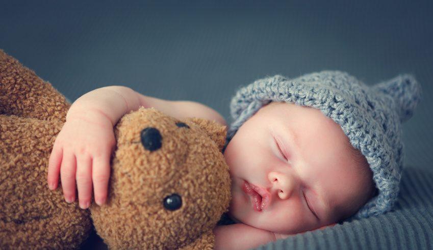 Schlafverhalten vom Baby