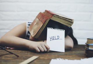 Stress bei Kindern