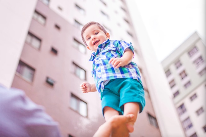 Elterngeld für Geringverdiener