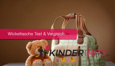 Wickeltaschen Test & Vergleich