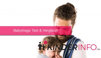 Babytrage Test & Vergleich