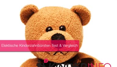 Elektische Kinderzahnbürste Test & Vergleich