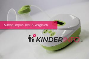 Milchpumpen Test & Vergleich