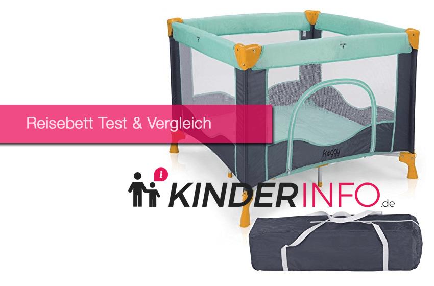 Reisebett Hauck Baby Reisebettchen Klappbett Mit Faltmatratze für Unterwegs NEU